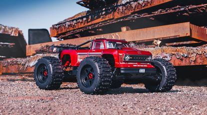 Picture of Arrma ARA5810 1/5 OUTCAST 8S BLX 4WD Brushless Stunt Truck RTR