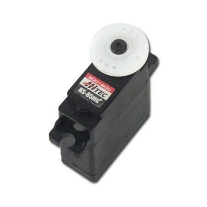 Picture of Hitec HS-85MG Metal Gear Mighty Micro 4.8V  21.9g