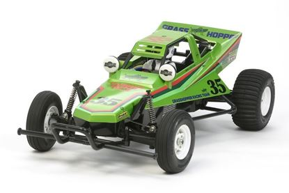 Picture of Tamiya 47348  Rc 1/10 The Grasshopper Buggy Kit- Green