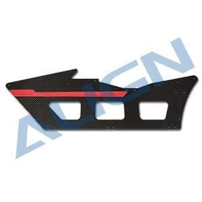 Picture of H65B002XXW  650X Carbon Fiber Lower frame(L)