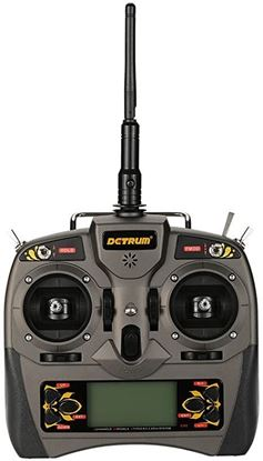 Picture of Detrum GAVIN-6C Programable Transmitter With RXC6 Mini Receiver