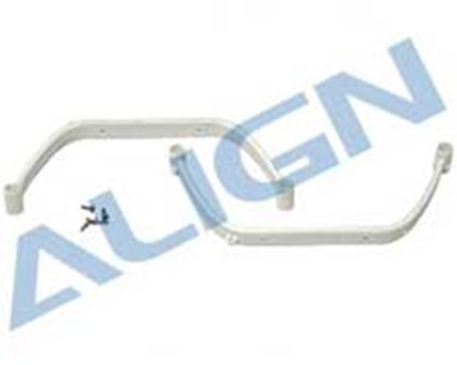 Picture of HS1101 - Landing Skid (white)