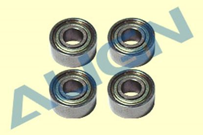 Picture of B01015A R2-5ZZ Motor Bearing (7.93x3.17x3.57mm)