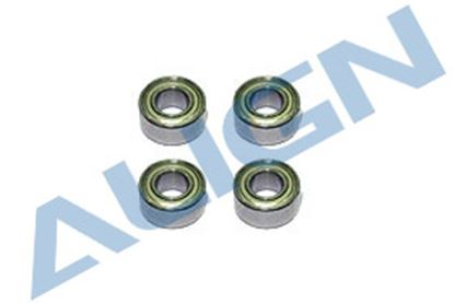 Picture of HS1033 MR52ZZ Bearing Assembly 2x5x2.5mm