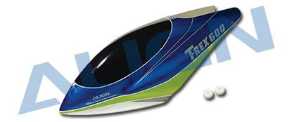 Picture of HC6505/H60100 600 Painted Canopy/Lightning blue