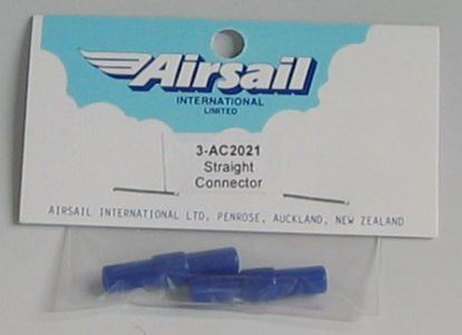Picture of Airsail 3-ac2021 Plastic T Fittings, 2 x pcs