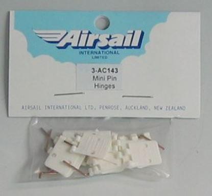 Picture of Airsail 3-ac143 Mini Pin Hinges