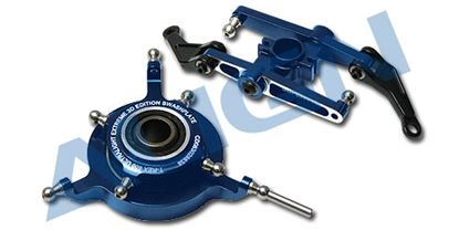 Picture of HN6074-84 Rotor Head Upgrade Assembly/Blue
