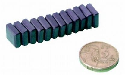 Picture of LM1616 Heavy Duty Ferrite Magnets - Pk.12