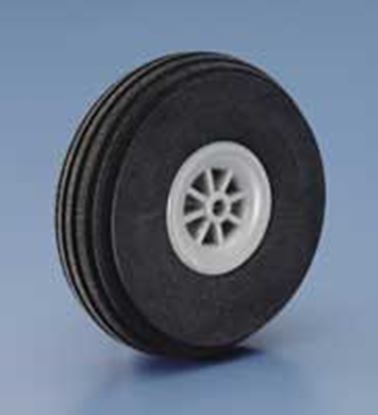 "Picture of Du-Bro 250SL RC 2-1/2"" Super Lite Wheels (2)"