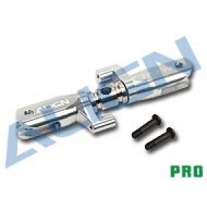 Picture of H50119B Metal Tail Rotor Holder/Silver