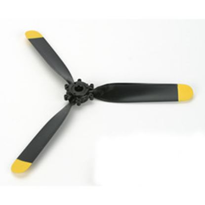 Picture of ParkZone PKZ1015 3-Blade Prop: 9 x 7.5 for Corsair & Trojan