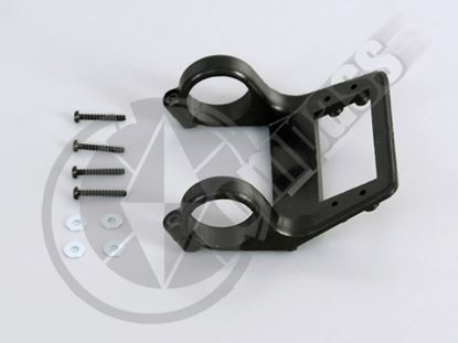 Picture of CM02-0727S Tail boom servo mount set plastic