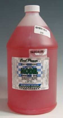 Picture of Morgan Coolpower Red 3.8L (1 US Gal) Low Viscosity Oil