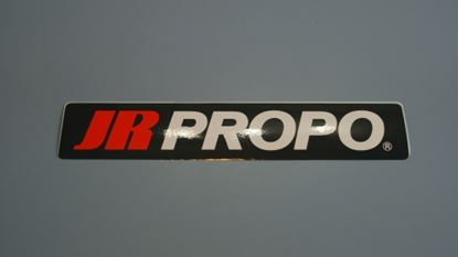 Picture of Large Jr Propo Sticker