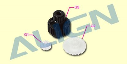 Picture of K10459A/HSP41036 DS420 Servo Gear Set
