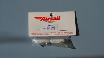 Picture of Airsail 3-AC107 2mm Nipple Link (Pair)