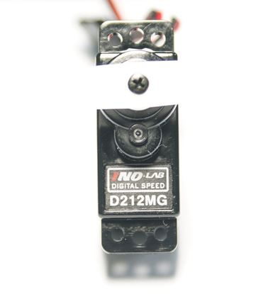 Picture of INO-LAB HG-D212MG AL Nano Servo Speed Type