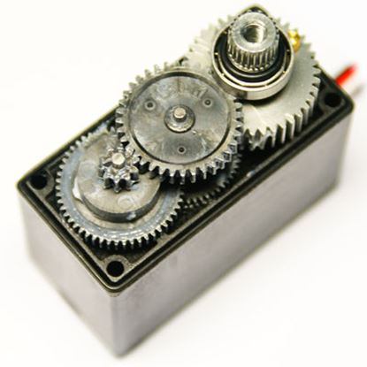 Picture of INO-LAB HG-D650 HB Gear Set