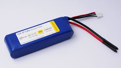 Picture of Hyperion 2100mAh CX G3 25C/45C 11.1V 3S PACK