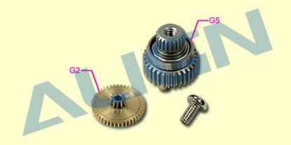 Picture of HSP41033/K10463 Upgrade gear set to turn the DS410 to the DS410m