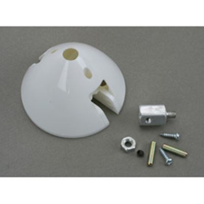 Picture of Parkzone PKZ1018 Prop Adapter & Spinner Set: For a Radian