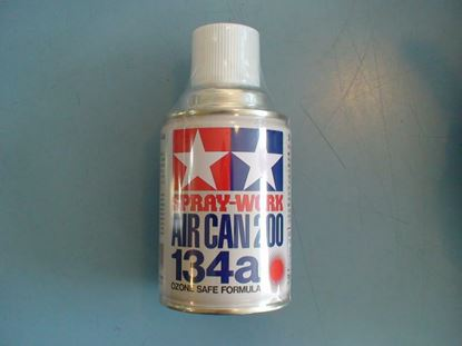 Picture of Tamiya 74505 Spray-Work Air Can 200 134a (Airbrush)