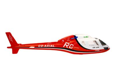 Picture of E-Sky 002663 Canopy Set (Red)