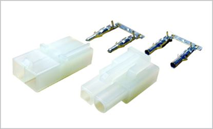 Picture of TY1 17-70521 TAMIYA BATTERY CONNECTOR SET