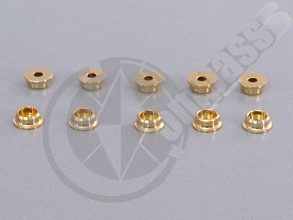 Picture of CM05-0807G Screw Caps/Washers Gold M3