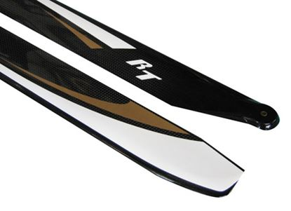Picture of CM F-04-515T 515mm Carbon Main Blades (Flybarless)