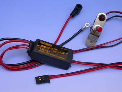 Picture of Prolux 2205 4.8 ~ 6.0V AUTO GLOW IGNITOR WITH INDICATOR
