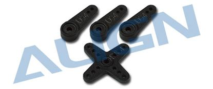 Picture of HSP41003 D4BF Plastic Servo Horn