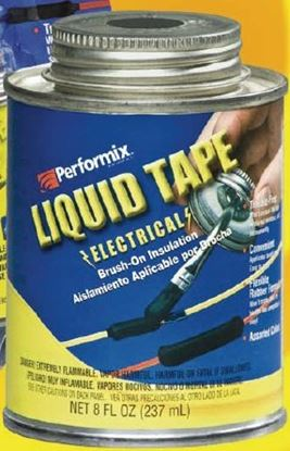 Picture of Performix LT14001 Liquid Tape - Electrical - Red