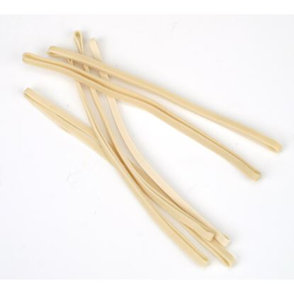 Picture of HBZ7127 White Rubber Bands (6): Super Cub LP
