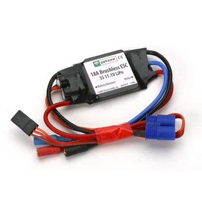 Picture of Parkzone PKZ1814 18A Brushless ESC