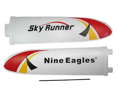 Picture of Nine Eagles NE401772003A Sky Runner Wing Set