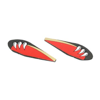 Picture of E-Flite EFLU4054 Wheel Pants Set: UMX Beast