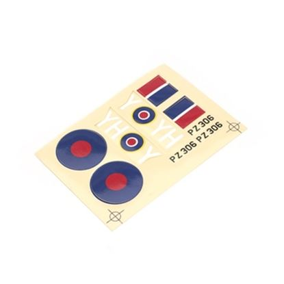 Picture of ParkZone PKZU1302 Decal Sheet: Mosquito