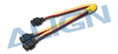 Picture of HEP3GF03 3G Signal Y-adapter