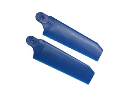 Picture of KBDD 4077 104mm Tail Blades - Extreme Edition - Pearl Blue