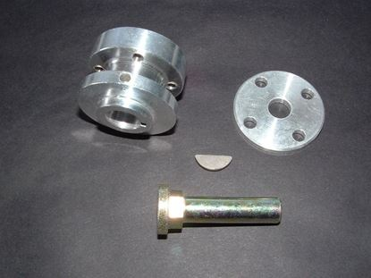 Picture of DL-50 DL-55 Prop Hub Assembly (Complete)
