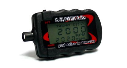 Picture of G.T Power RC 7105 2-9 blade Profession Tachometer
