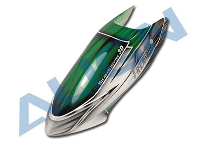 Picture of HC4304 450 PRO V2 Painted Canopy Green/Silver
