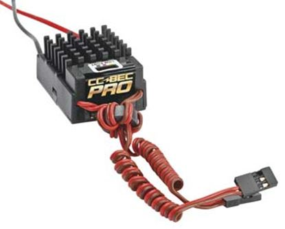 Picture of Castle Creations 010-0004-01 CC BEC Pro 20A 12S Switching Regula
