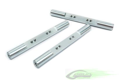Picture of SAB H0003-S Aluminum Frame Spacers (3pcs) - Goblin 700