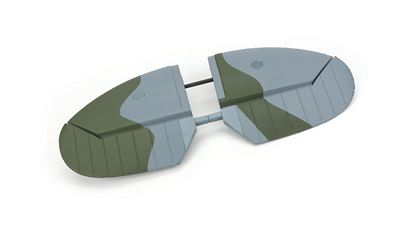 Picture of ParkZone PKZ5712 Horizontal Stabilizer W/Access: Spitfire MkIX