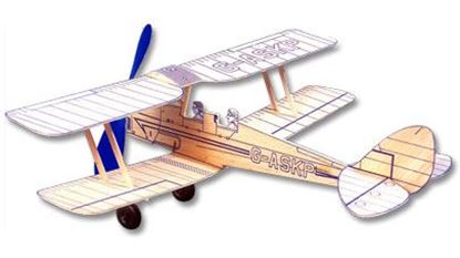 Picture of West Wings WW415 Tiger Moth (Rubber Band Powered)