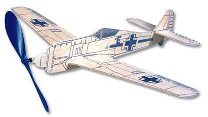 Picture of West Wings WW416 Focke Wolf 190 (Rubber Band Powered)