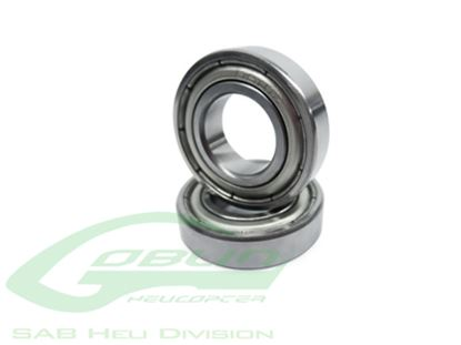 Picture of SAB HC419-S ABEC-5 Bearing 8x16x5 (2pcs) Goblin 500